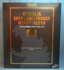 SALE BANDAI Godzilla 50th Anniversary Memorial Box 20 Figures Set
