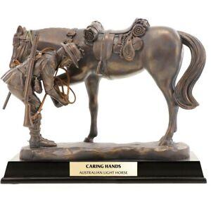 Caring Hands Light Horse Figurine