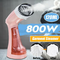 "800W 120ml Portable Handheld Clothes Garment Steamer Fabric Compact Home  ""+