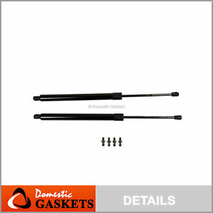 2pcs Rear Liftgate Gas Charged Lift Support Struts For 91-03 Ford Explorer