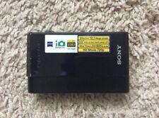 Very Nice SONY CyberShot DSC-T900 12MP Digital Camera - Black