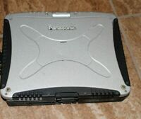 Panasonic Toughbook CF-18 MK4 1.2 GHz,60GB,,WINXP/OFF2007 /NO BATTERY NO CHARGER