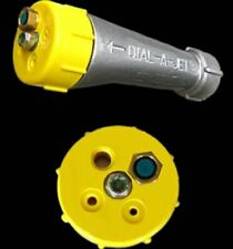 DIAL A JET Bush Fire Hose Nozzle Select 3,5,8mm & Fog/Mist