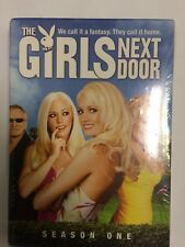 The Girl Next Door (DVD, 2006, Unrated; Dual Side; Sensormatic)