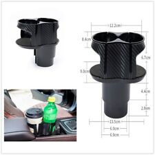 Car Multi Cup Case Holder Drinking Bottle  ABS for Car Center Console.Big space