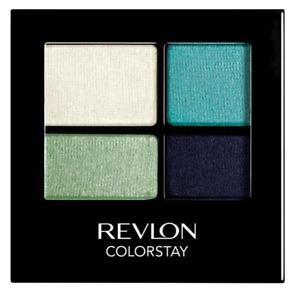 Revlon Colourstay 16 Hours Eye Shadow quad --Choose shade--