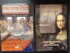 Breaking the Da Vinci Code + Last Supper Artifacts, Magdalene Holy Grail, DVDs