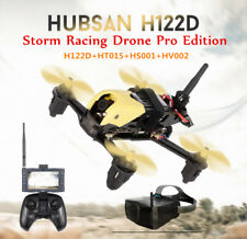 Hubsan H122D Pro X4 STORM 5.8G FPV Micro Racing Drone Quadcopter 720P+Goggles