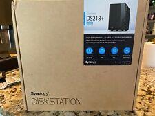Synology DiskStation DS218+ 2-Bay Desktop NAS