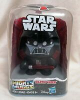 STAR WARS - MIB Star Wars Might Muggs Classic Darth Vader Figure Hasbro Disney
