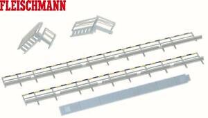 Fleischmann N 00209152 Geländer, Treppen und Abdeckplatte für 9152C - NEU + OVP