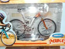 Audi Design Cross Pro Bicycle (Model approx 17cm long x 11cm high)  Brand New
