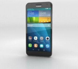 Huawei Ascend G7 - 16GB - Silver - Unlocked - Original Box & Accessories
