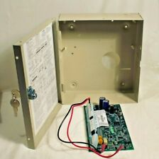 Dsc / Tyco PowerSeries Alarm Control Board Panel Pc1616 and Metal Case Box
