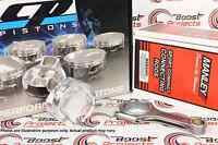 CP Pistons Manley Rods for RB26DETT Bore 87mm +1.0mm 8.5:1 CR SC7311 / 14028-6