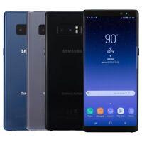 "SHADOW BURN Samsung galaxy Note 8 SM-N950 GSM Unlocked Verizon 64GB Android 6.3"""
