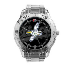 Myrtle Beach Pelicans MiLB Stainless Steel Analogue Men's Watch Gift