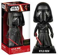 Star Wars The Force Awakens Kylo Ren Funko Bobble Head Wacky Wobbler First Order