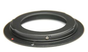 58mm Macro Lens Reverse Mount Adapter Ring for SONY E-mount camera body Close-Up