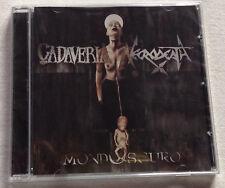 'Mondoscuro' EP by Cadaveria + Necrodeath (CD) nuovo