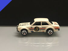 2019 Hot Wheels Multi Pack Exclusive > '70 Ford Escort RS1600 ,White spun loose