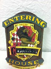 "Harry Potter Entering Gryffindor House ""Winner -House Cup Wall Plaque"