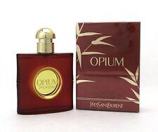 Opium by Yves Saint Laurent Eau de Toilette Spray 1.6 oz. Women New Damaged Box