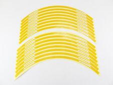 Reflective Motorcycle Rim Tape gold - Honda CBR 600 F4i CBR1000F CBR1000RR(ABS)