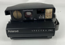 VIntage Polaroid Spectra Pro Instant Camera  Works!