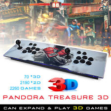 Pandora Treasure 2260 in1 Games Retro Video Game Arcade Console 3D HDMI New
