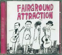 Fairground Attraction – The Very Best Of Cd Ottimo