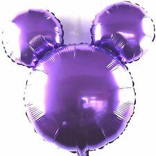 diapositives Ballon Licorne bébé violet fille Violet Cadeau Neuf Pas de l/'hélium ballon