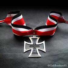 Caballeros Cruz de the Iron Militar Medalla 1939 WW2 Alemania Nuevo Reproducción