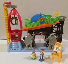 Fisher-Price Imaginext Disney Toy Story Pizza Planet RARE HTF!
