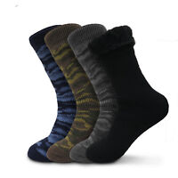 Men's Polar Extreme Super Warm & Thick Thermal Acrylic Winter Socks, 1 or 2 Pack