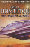 The Void trilogy: The temporal void by Peter F. Hamilton (Paperback) Great Value