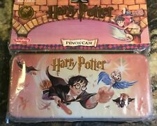 NEW HARRY POTTER SCHYLLING METAL PENCIL CASE W/ REMOVABLE TRAY