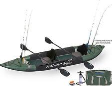 SEA EAGLE 385FTA FAST TRACK INFLATABLE FISHING KAYAK PRO ANGLER PACKAGE
