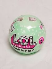 LOL SURPRISE DOLL SERIES 2 CHARM FIZZ NEW 100% AUTHENTIC BLIND BAG BATH BOMB TOY