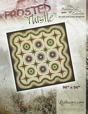 Frosted Thistle Quilt Pattern By Quiltworx