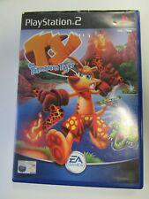TY the Tasmanian Tiger PlayStation 2 PS2 Classic Gaming - EXX B6