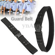 Durable Heavy Duty Security Guard Parametic Police Utility Nylon Belt Waistband