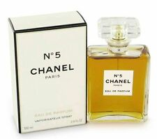 CHANEL No. 5 Paris Eau De Parfum 3 ml Spr. Glass Decant 100% Auth. w/ Gift Box