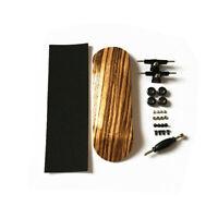 Classic Mini Fingerboard Deck 32mm Wide Maple Wooden Deck Pub Classroom Kid Gift