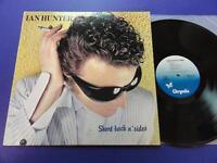 IAN HUNTER  SHORT BACK & SIDES Chrysalis 81 USA LP EX/EX-