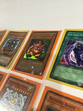 Lot of 73 Yugioh Cards some 1st Editions, Limited Edition, Rare, Holographic