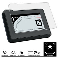 Dashboard Screen Protector for KTM 1290 SUPER DUKE R (2020-) 2 x Ultra Clear