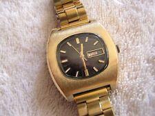 Vintage Gruen Precision  17 Jewels Autowind 17 Jewels Watch Day Date