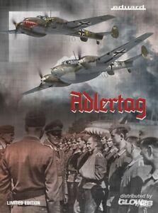"Eduard 11145 Messerschitt Bf 110C/D ADLERTAG ""Limited Edition"" - 1:48"