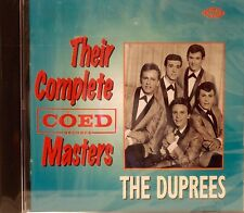 THE DUPREES 'Their Complete COED Masters -31 Cuts- ACE